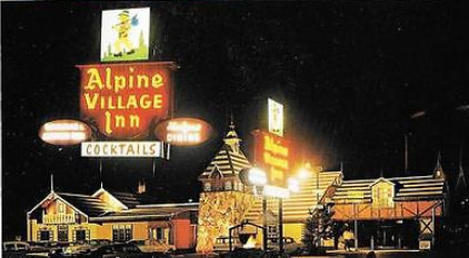 The Alpine Village Inn in Phoenix (now closed)