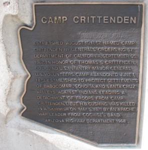 CampCrittendenSign