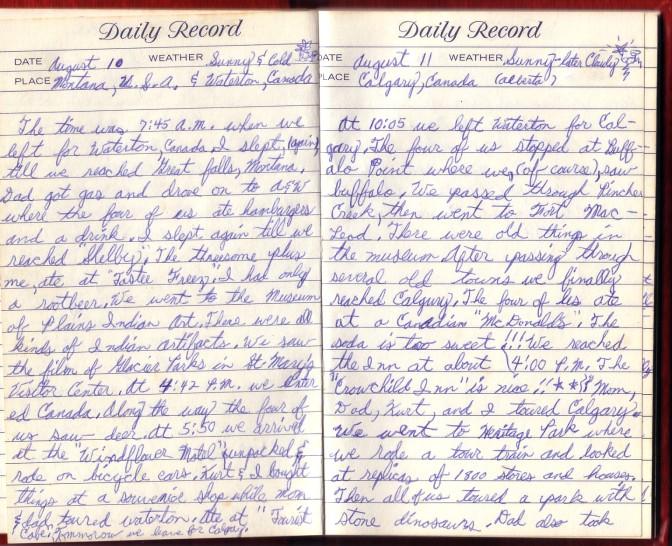 Journal1977-JasperCanada