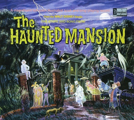 Haunted Mansion LP