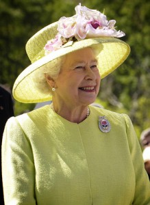 Queen Elizabeth II, then age 81, visits NASA's Goddard Space Flight Center in Maryland in 2007 (Photo Credit: NASA)