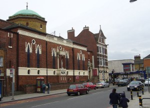 St. Anselm's Catholic Church in Tooting Bec (Photo Credit: Roger W. Haworth)