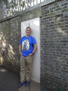 Glenn Leong - Royal Observatory Greenwich - Prime Meridian