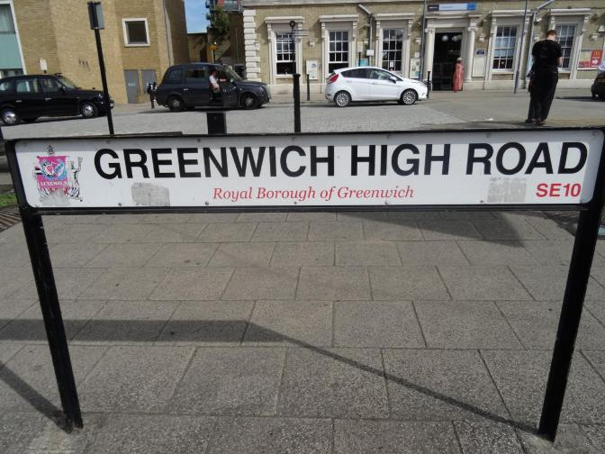 GreenwichHighPathSIGN